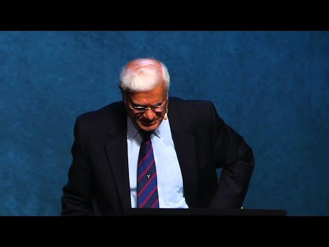 Ravi Zacharias Ministries - How To Solve The Nervous In Your Life