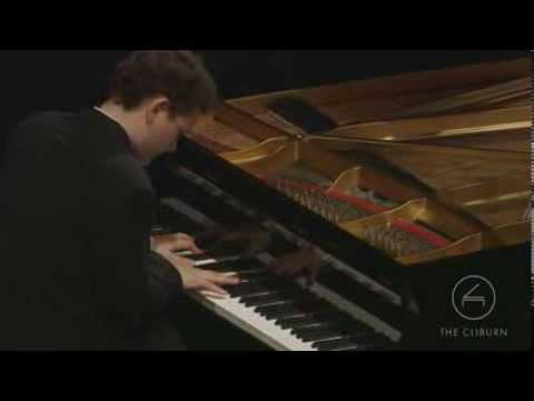 Cliburn 2013 Yury Favorin Preliminary Recital I