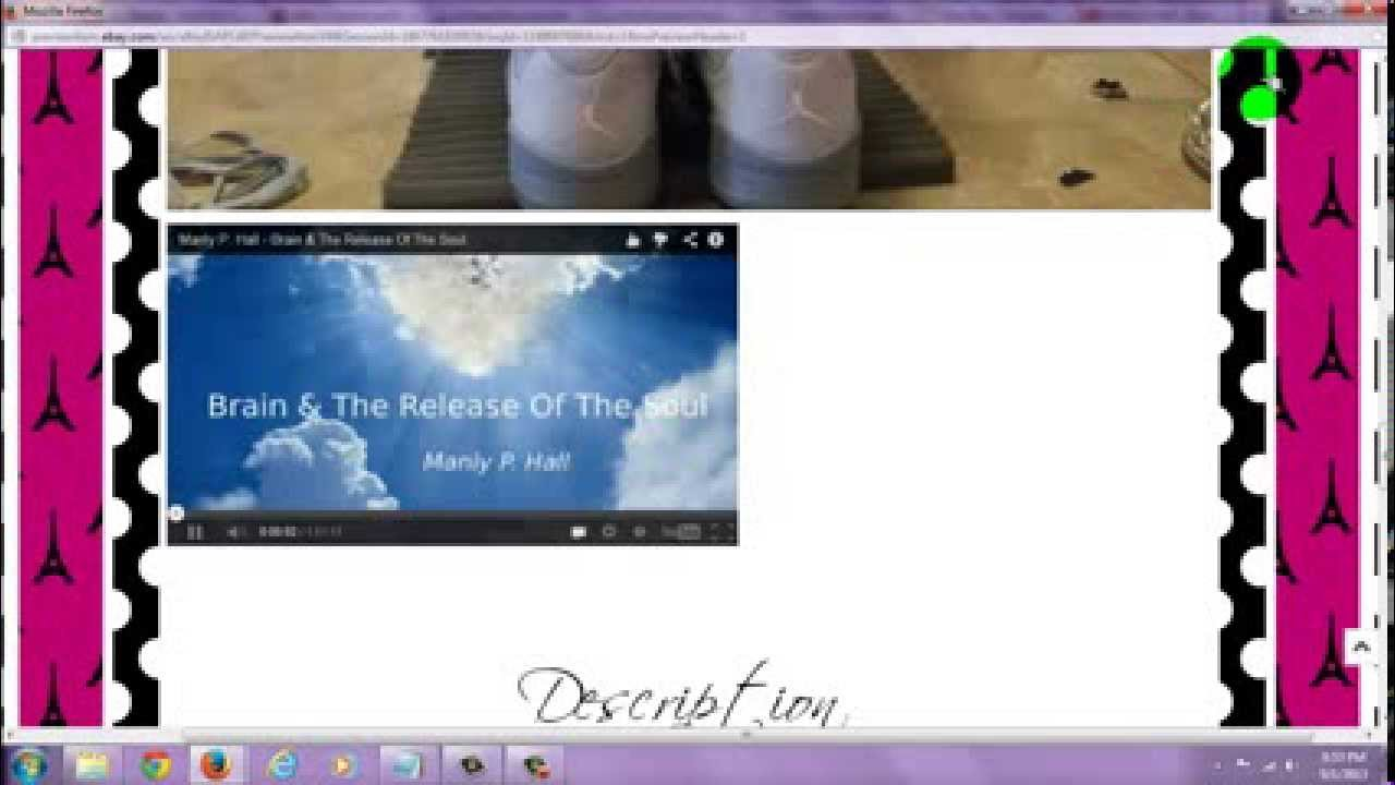 Ebay tutorials: how to make html listing templates with pictures ...