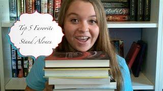 TOP FIVE | Standalone Novels Thumbnail