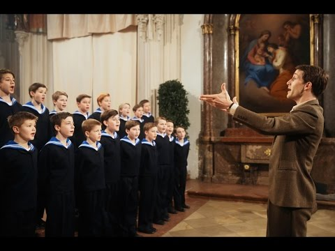 Vienna Boys Choir  - O, For The Wings Of A dove