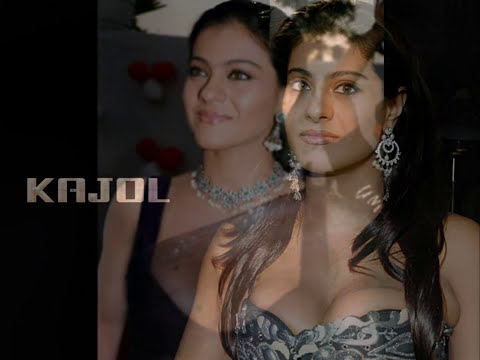 Bollywood Actress Kajol Cleavage Show Hot Video 2016