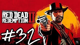 TO MUSI BYĆ PUŁAPKA! - Let's Play Red Dead Redemption 2 #32 [PS4]