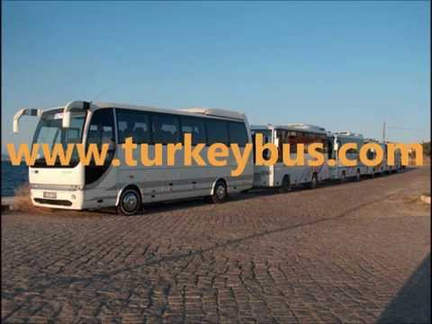 Trabzon Bus Rental Coach Hire Company