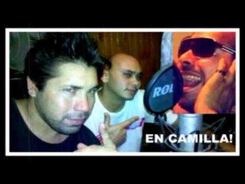 EN CAMILLA - ALEJATE DE MI (KARAOKE BY LUICHO, CHACHO Y MARCE)