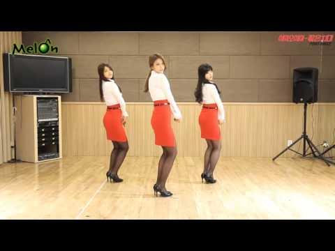 "AOAが直接教える""短いスカート""のポイント振付講座"