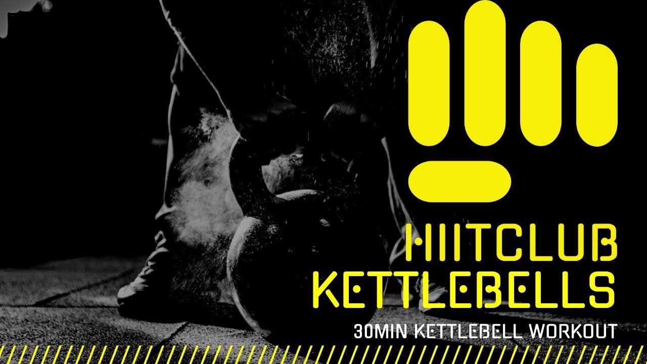 HIITCLUB: Kettlebells