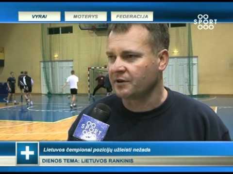 "SPORT1: Lietuvos čempionai ""Žemaitijos-Dragūno"