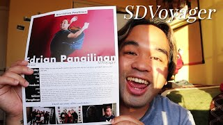 I Got Featured in SDVoyager Ma…