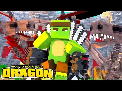 THE ZOMBIE NATION IS GROWING - How To Train Your Dragon w/TinyTurtle