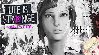 Life is Strange : Before the Storm ♡)初見ぷれい! part.1☆。