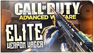 Deleting The Speakeasy? - Advanced Warfare - Intense Elite Weapon Wager! (CoD AW)