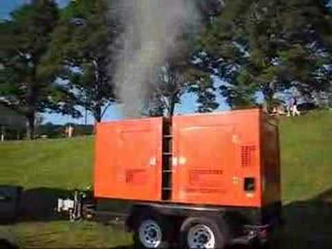 how to make a diesel smoke