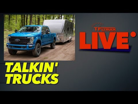 Is Ford's New 7.3-Liter Gas V8 All That, Or Less Than Expected? | Talkin' Trucks Ep. 56