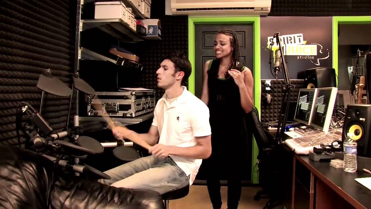 Amanda Vernon & David Shaheen rockin' the SJ - YouTube