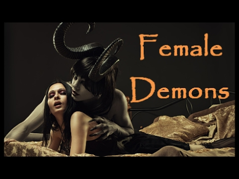 "Daemonion Femina: ""Female Demons"""