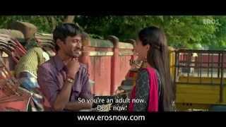 Raanjhanaa  Theatrical Trailer With English Subtitles Exclusive)