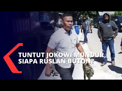 Tuntut Presiden Jokowi Mundur, Siapakah Sebenarnya Sosok Dibalik Eks Anggota Tni Ruslan Buton?