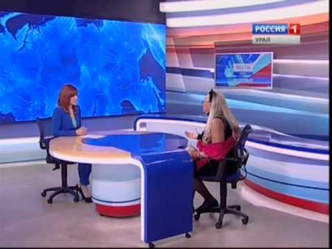 Вести Интервью. Гость - Татьяна Михалкова.