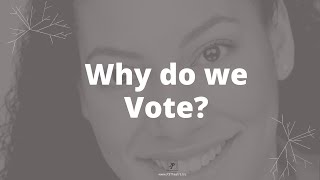 Why Do We Vote? | Breaking it Down with Jodi Marks