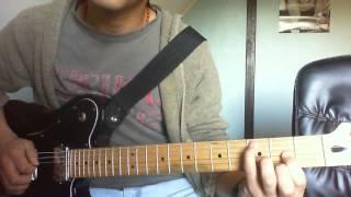 Como tocar Corazón delator (Soda Stereo) - Primera Guitarra