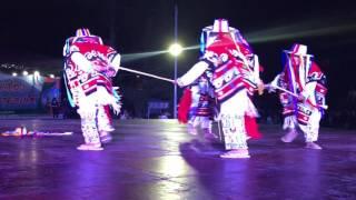 Danza de los Viejitos en el Festival Alegría Purépecha 2017