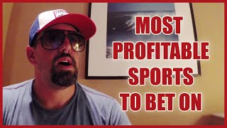 Most Profitable Sports to Bet On   Sports Betting 101