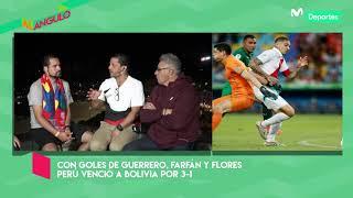 Al Ángulo: Perú 3-1 Bolivia | *ANÁLISIS del triunfo en Copa América*