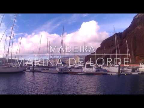 Atlantic crossing sailboat, transatlantic sailing. France to the Us HD
