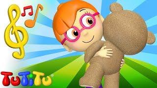 Canciones para niños en Ingles con TuTiTu | Oso de peluche | Aprender inglés para niños y bebés