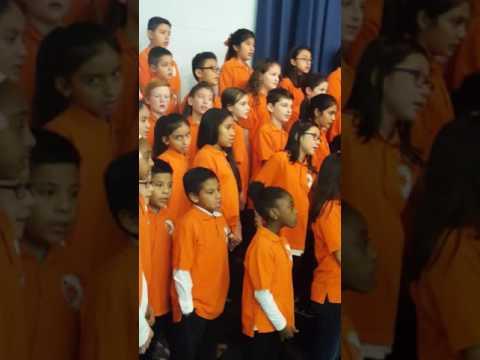 Ridgeway school winter concert