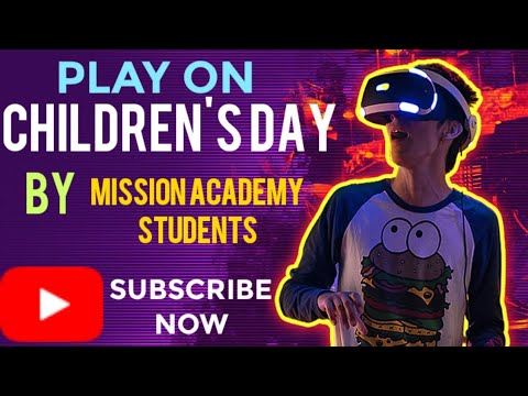 Play on children's day by Student's of Mission Academy Baheri