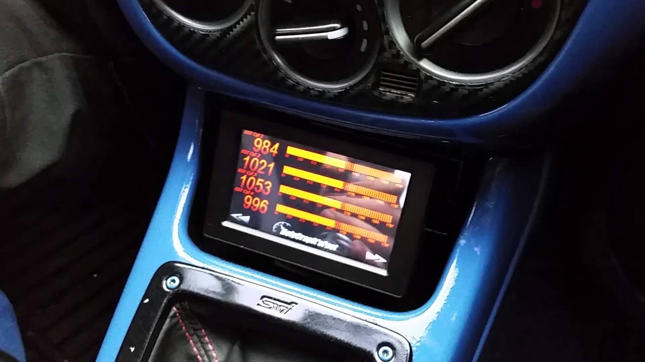 4D Systems as an automotive Multi-Gauge display - 4D Systems