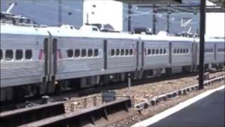 Afternoon Rush on the Northeast Corridor, July 20, 2001 (1/5)