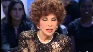 Interview Gina Lollobrigida (1ère partie) - Archive INA