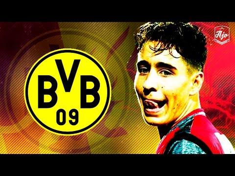 Emre Mor 2016 – Welcome to Dortmund  Amazing Skill Show  HD   1080p