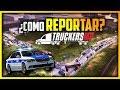 TRUCKERSMP: ¿COMO REPORTAR A UN JUGADOR? || RESPUESTA