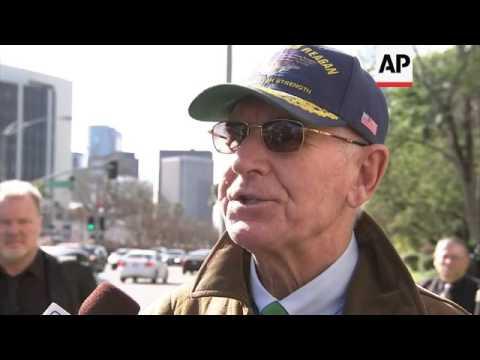 Zsa Zsa Gabor's Husband Addresses Critics, Discusses Donald Trump, Debbie Reynolds, After A Funeral