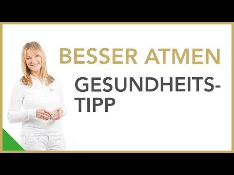 Besser Atmen | Dr. Petra Bracht | Gesundheit, Wissen, Ernährung