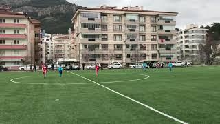 Amasya bahçeleriçi ziyapaşa okulunun maçı