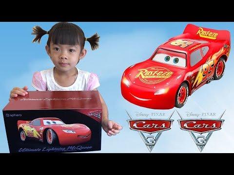 Xe McQueen Và Phim Cars 3 - Disney Cars 3 Movie Ultimate Lightning McQueen ❤ AnAn ToysReview TV ❤
