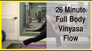 Power Yoga Flow 26 Minutes