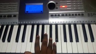 Download Hindi Video Songs - Eena Meena Teeka Theri Keyboard Notes