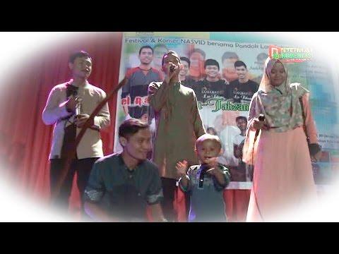 ''' KUN ANTA'' Selingan hiburan-Laa Tahzan, ABC Acapella Nasyid Dumai & Panitia Konser Amal