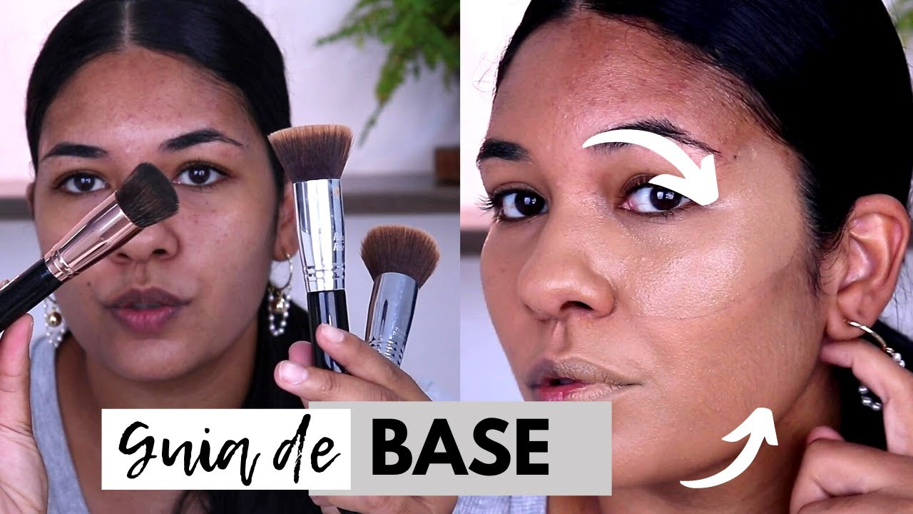 BASE - Guia de maquiagem para iniciantes