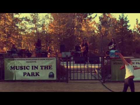 Blue Lotus - Music in the Park, Truckee, CA