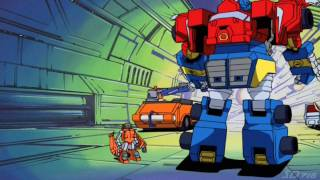 Transformers Armada - 19 - Vacation 1/3 HD