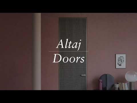 Altaj door designed by SBGA | Blengini Ghirardelli Studio