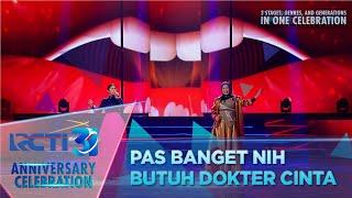 "Download Lagu Mahadewi - ""Dokter Cinta""   RCTI 31 ANNIVERSARY CELEBRATION mp3"