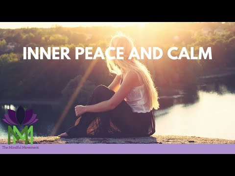 Guided Meditation for Inner Peace and Calm